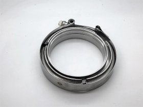 "Stainless Steel V-Band Assembly 2.25"" - 5"" (ea)"